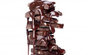 сироп, шоколад