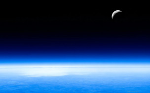планета, Земля, спутник