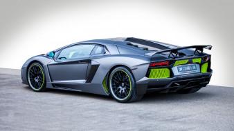 HAMANN, Lamborghini, Limited, based, Aventador, 2014