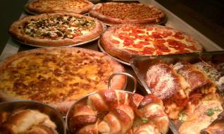 ассорти, пицца, начинка