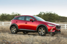 red, Review, Mazda, CX-3, Subcompact, Crossover, 2018