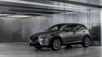 CX-3, Mazda, Senses, Edition, 2017, серый