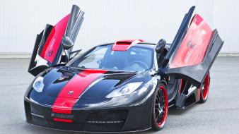 HAMANN, MemoR, Based, McLaren, On, MP4-12C, 2012