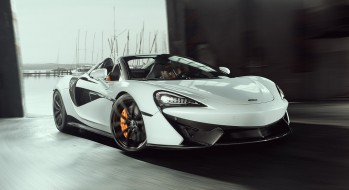 Spider, 2018, NOVITEC, McLaren, 570S