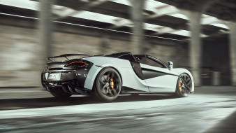 NOVITEC McLaren 570S Spider 2018 обои для рабочего стола 2276x1280 novitec mclaren 570s spider 2018, автомобили, mclaren, 2018, spider, 570s, novitec