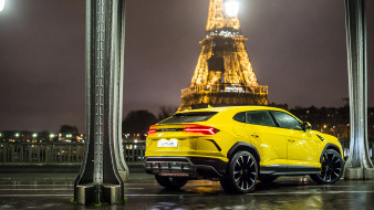 жёлтый, 2019, Lamborghini, Urus