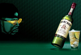 обои для рабочего стола 1920x1325 бренды, jameson, виски