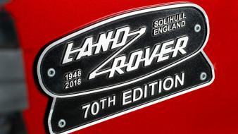 2018 land rover defender works v8, бренды, авто-мото,  -  unknown, land, rover, 2018, v8, works, defender, юбилейный, ленд, ровер, логотип