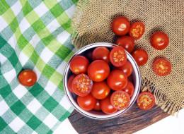 обои для рабочего стола 2560x1876 еда, помидоры, томаты