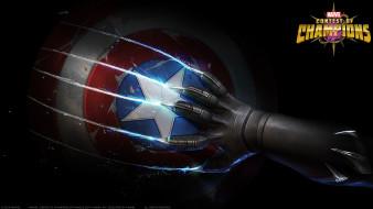 файтинг, action, Contest of Champions, Marvel