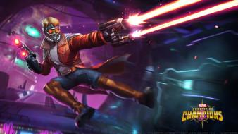 action, файтинг, Contest of Champions, Marvel