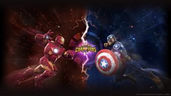 Marvel, Contest of Champions, action, файтинг