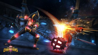 action, Contest of Champions, файтинг, Marvel