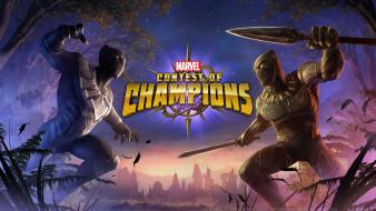 Marvel, action, Contest of Champions, файтинг