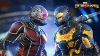 action, файтинг, Marvel, Contest of Champions