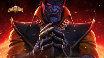 файтинг, action, Marvel, Contest of Champions