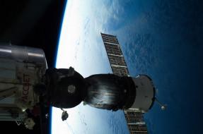 Земля, станция, планета