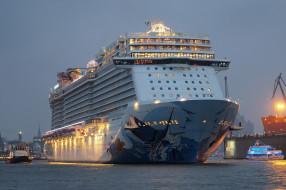 корабли, лайнеры, круиз, лайнер