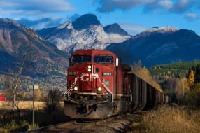 обои для рабочего стола 2048x1365 техника, поезда, состав, локомотив
