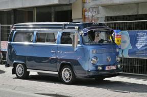 Volkswagen T2 Camper 1972 обои для рабочего стола 2560x1690 volkswagen t2 camper 1972, автомобили, выставки и уличные фото, camper, t2, 1972, volkswagen