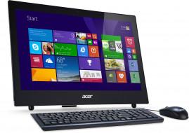 acer aspire, компьютеры, мониторы,  ноутбуки, моноблок, aspire, клавиатура, мышка, acer