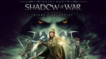 Middle-Earth, ролевая, шутер, action, Shadow of War