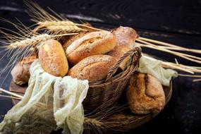 обои для рабочего стола 1920x1280 еда, хлеб,  выпечка, колосья