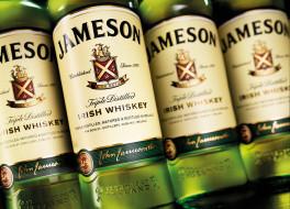 бренды, jameson, виски
