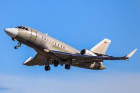 Falcon 2000LXS обои для рабочего стола 2048x1365 falcon 2000lxs, авиация, пассажирские самолёты, авиалайнер