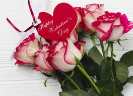 пожелание, надпись, розы