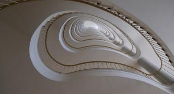 интерьер, фон, лестница