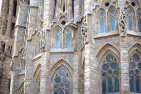 барселона, разное, элементы архитектуры, окно