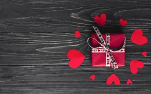 День влюбленных, День свявтого валентина, Подарок, Праздник, Сердечки