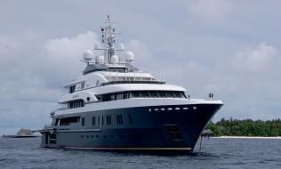 superyacht queen, корабли, Яхты, суперяхта
