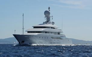 superyacht ilona, корабли, Яхты, суперяхта