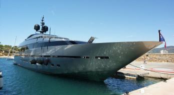 superyacht lena, корабли, Яхты, суперяхта