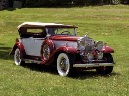 Phaeton, Fleetwood, 1932, Cadillac, V12, 370, A