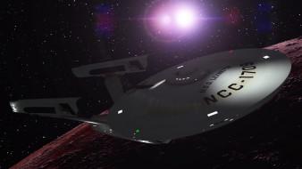 полет, вселенная, космический корабль, галактика