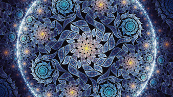 3д графика, фракталы , fractal, фрактал, текстура