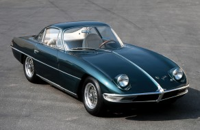 1963, GTV, 350, Lamborghini