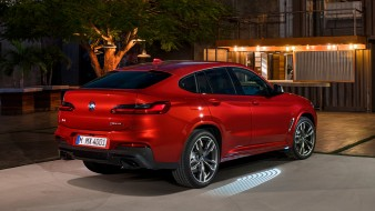 red, 2019, M40d, BMW, X4
