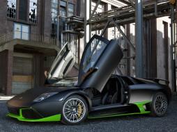 2011, LP750, Murcielago, Lamborghini, Competition, Edo