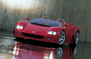 Volkswagen, W12, Roadster, 1998, Concept