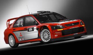 WRC05, 2005, Mitsubishi, Lancer
