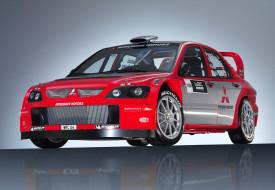 2004, WRC04, Mitsubishi, Lancer