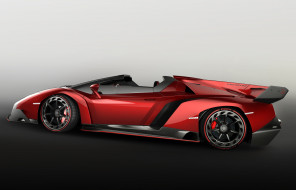 Veneno, Roadster, Lamborghini, 2014