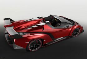 2014, Lamborghini, Veneno, Roadster
