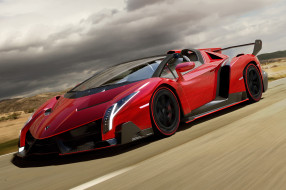 Veneno, Roadster, 2014, Lamborghini