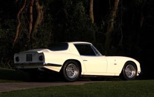 3500, GTZ, 1965, Lamborghini