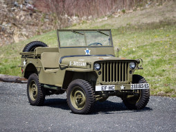 MB, 1942, Willys